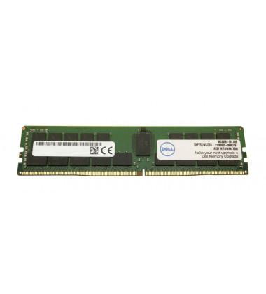 SNP75X1VC/32G Memória RAM Dell 32GB DDR4 RDIMM 3200MHz ECC 2Rx8 1.2V Registrada pronta entrega