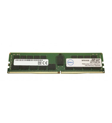 Memória RAM 32GB para Servidor Dell PowerEdge MX740c DDR4 RDIMM 3200MHz ECC 2Rx8 1.2V Registrada pronta entrega
