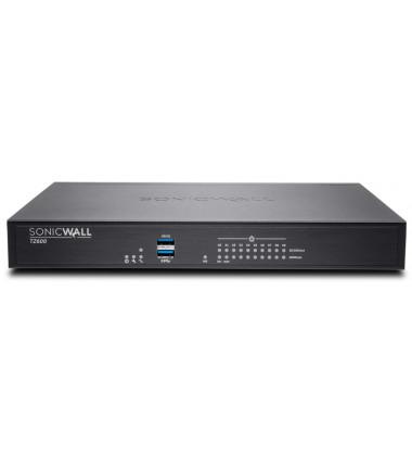 TZ600 SonicWall 01-SSC-0210 Network Security  Em estoque