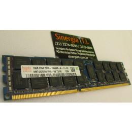 500666-B21 | Memória RAM Hynix 16GB DDR3 1333MHz ECC Registrada 1,35V Para Servidor