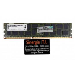 672631-B21 | Memória RAM HPE 16GB Dual Rank x4 PC3-12800R DDR3-1600 MHz ECC Registrada para Servidores Gen8 DL160 DL360e DL360p DL380e DL380p DL580 ML350e ML350p