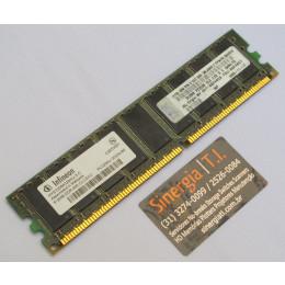 06P4057   Memória RAM IBM 512MB DDR PC3200 CL3 2.5V para Servidor IBM x206 8487 e 8482
