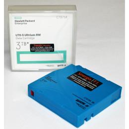 C7975A | Fita dados HP Ultrium LTO-5 1.5/3TB