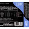 foto encarte fita LTO5 IBM costas