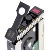 861744-B21 | HPE 4TB SATA 6G Midline 7.2K LFF (3.5in) LP 1yr Wty 512e Digitally Signed Firmware HDD foto perfil com detalhe da gaveta