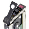 834028-B21 | HPE 8TB SATA 6G Midline 7.2K LFF (3.5in) LP 1yr Wty 512e Digitally Signed Firmware HDD foto perfil com detalhe gaveta