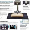 SV600 Scanner Fujitsu A3 planetário especificações básicas