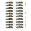 Foto etiquetas Q2011A para Fitas LTO-5 Ultrium