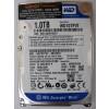 HD de 1TB SATA-2 para notebook marca Western Digital (WD) modelo WD10TPVT label