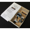 Roller Set para Scanner Fujitsu iX500 PA03656-0001 foto com a caixa de perfil FI-CX50R