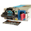 656362-B21 Fonte Redundante Para Servidores HPE ProLiant ML350p DL360e DL360p DL380e DL380p DL385p Gen8 460W foto traseira
