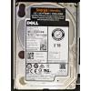 """1VD130-136 HD Dell Enterprise 2TB 2.5"""" SATA 6 Gbps 7.2K foto etiqueta"""