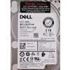1HXF5 Dell 2TB SAS 12Gbps HD para Servidor 7200 RPM LFF (3.5in) HDD 1HXF5 label Servidor PowerEdge R740 R740xd2 R440 R540 R640 R340 R240