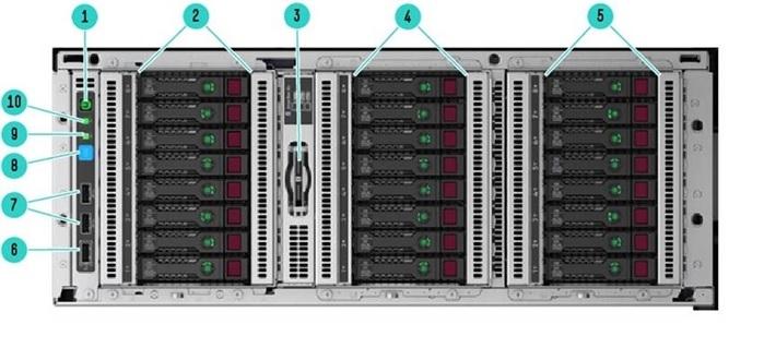 Servidor HPE ML350 Gen10 4208 1P 16GB 8 SFF P408i-a 1x800W FS RPS base SFF torre pronta entrega