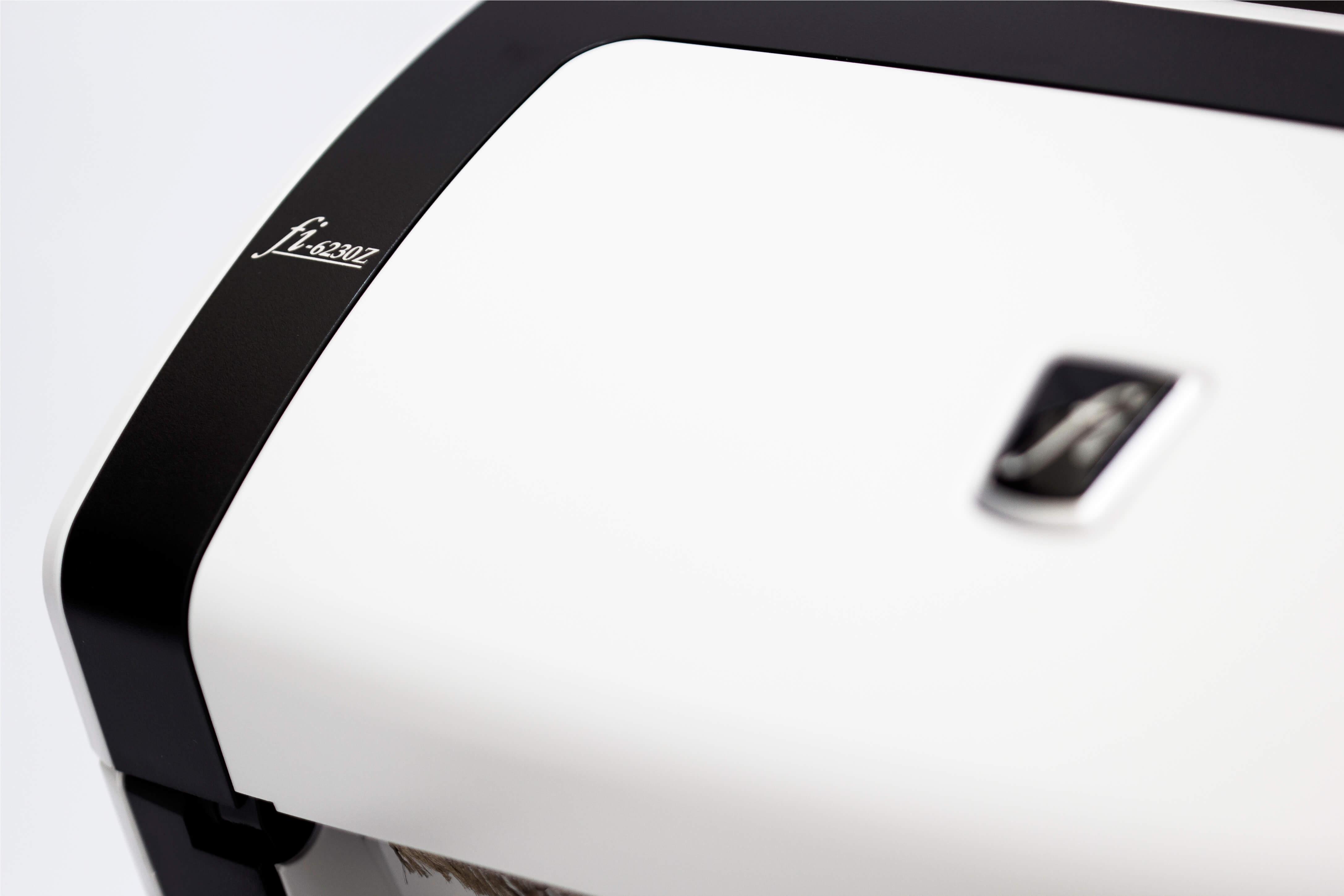 fi-6230Z Scanner Fujitsu foto com close