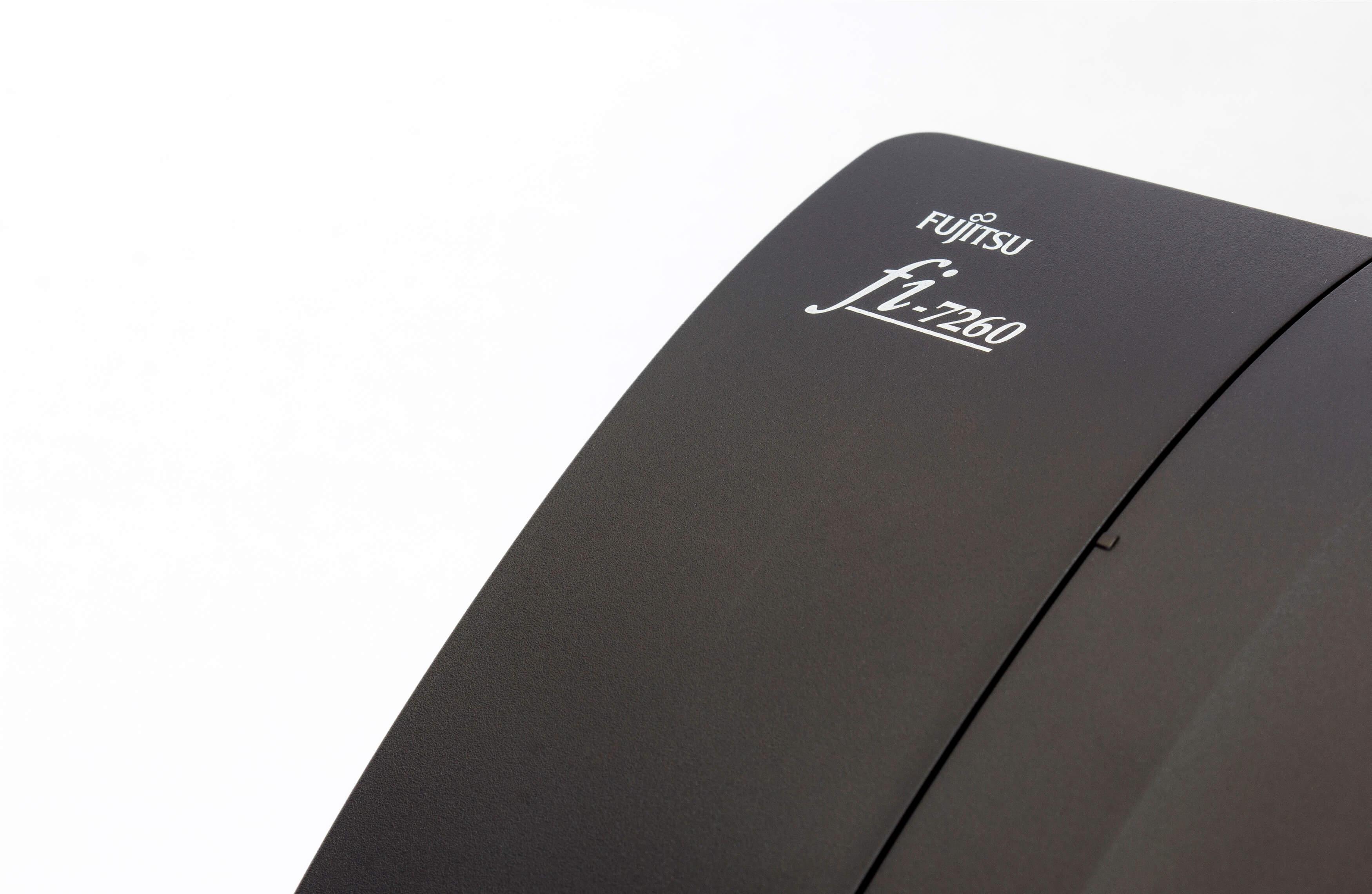 fi-7260 Scanner Fujitsu foto com close