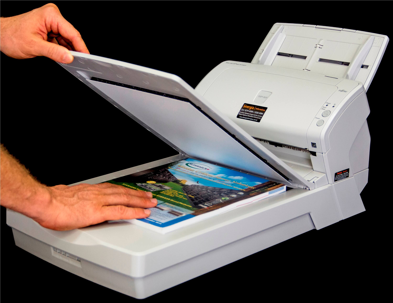 SP30F ScanPartner Scanner Fujitsu