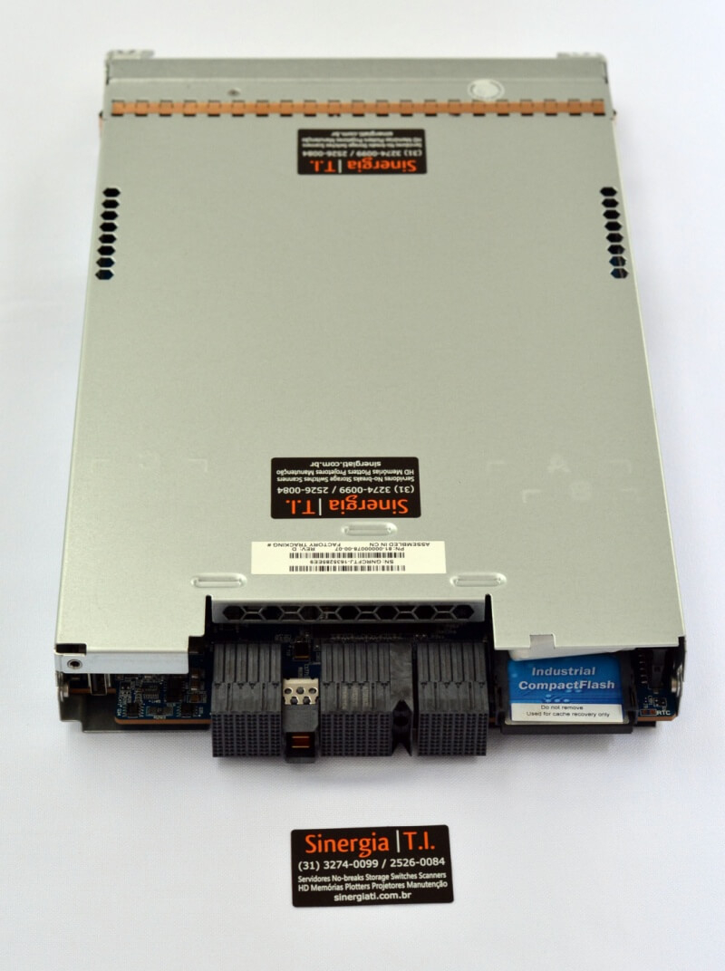 Product No. 758367-001 Controladora HPE MSA 1040 Dual Port 1G iSCSI preçoo