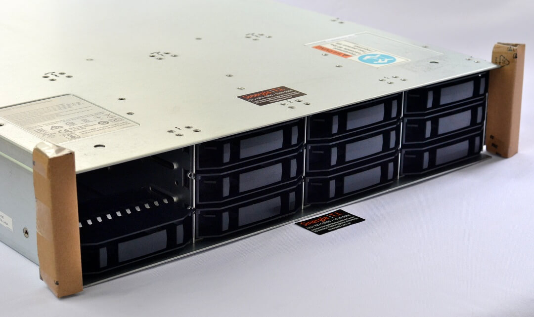 "E7W02A HPE MSA 1040 Storage 2 Portas 1G iSCSI DC SFF (2,5"") 0 Discos pronta entrega nova"