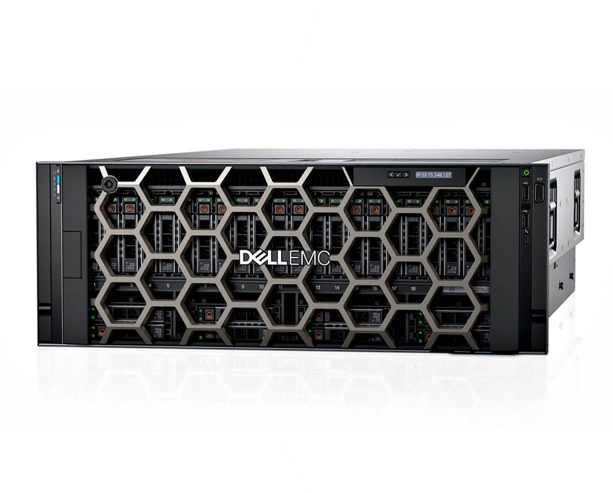 R940xa | Servidor Dell PowerEdge 4 Processadores Físicos Intel Xeon Gold 6230 de 20 Cores / 40 Threads 2.1 GHz / 27,5MB cache | Garantia Oficial Dell do Brasil best