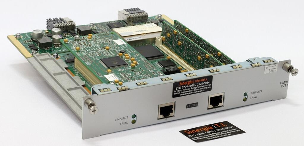 JG432A Módulo HMIM HP JG432A MSR 2 portas 1000Base-X pronta entrega