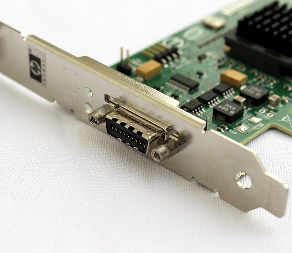 416096-B21 HP Controladora SAS (PCI-E) Single Channel HBA