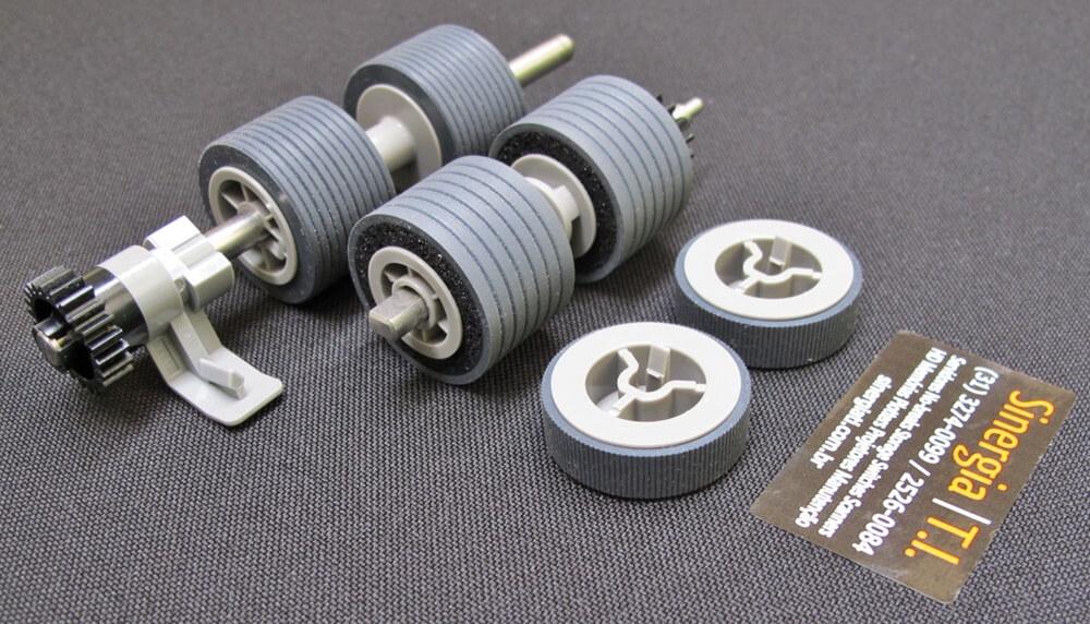 Pick Roller Unit Fujitsu Original PA03575-K011 para Scanners fi-7900 e fi-6800
