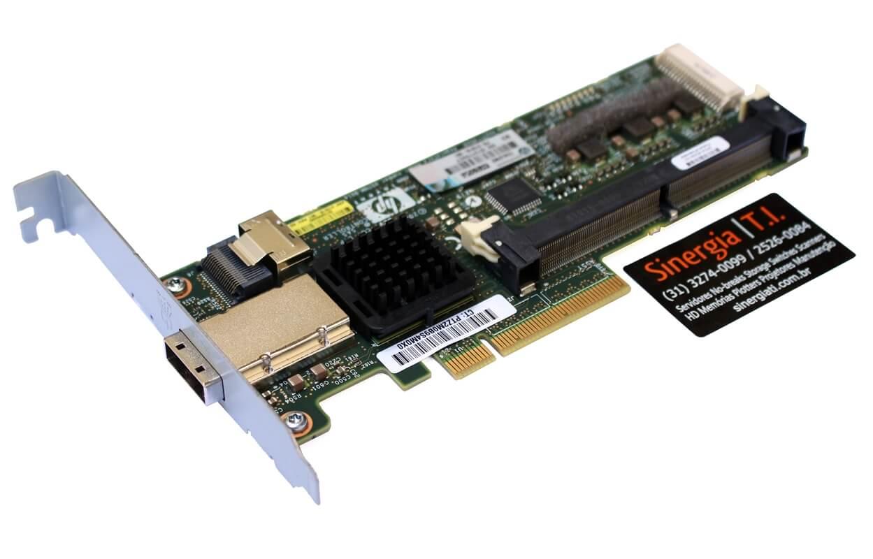 462828-B21 HP SmartArray P212 Controller Placa Controladora SAS (PCIe)