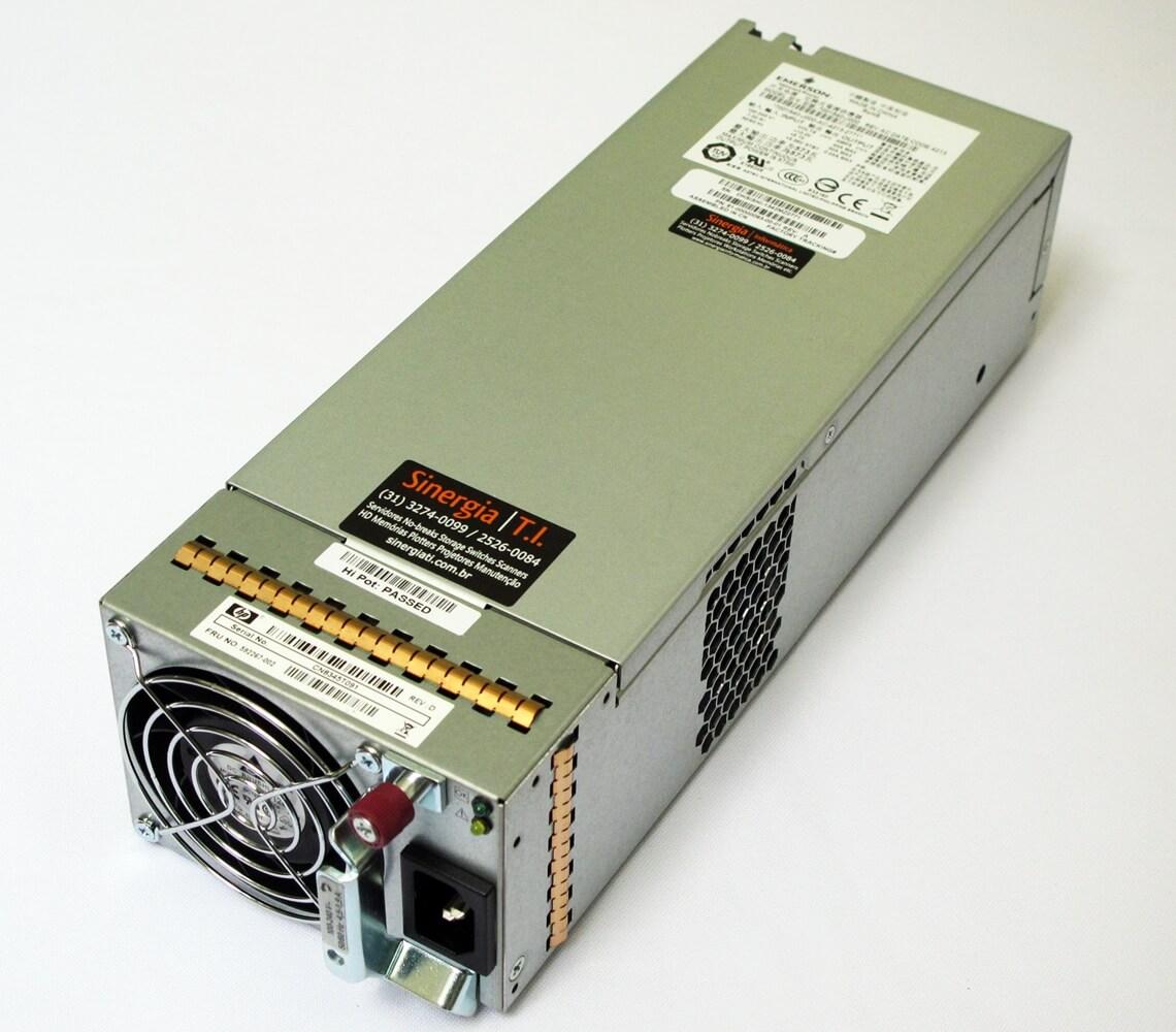592267-002 Fonte Redundante HP 573W Storage P2000 FRU NO.