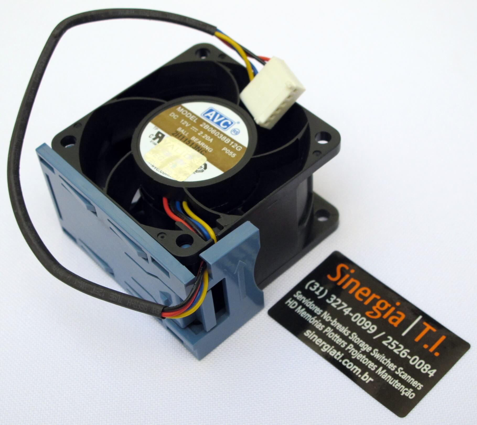 519199-001 Fan Assy. 2U Module para Servidores HP DL160 e DL180 G6