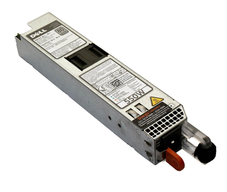 DPS-550MB A (01F) Fonte Servidor Dell PowerEdge 550W R320 R420 Hot Swap Power Supply (PSU) redundante envio imediato