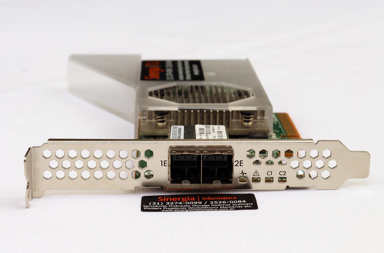 726911-B21 HPE Controladora SAS (PCI-E) Single Channel HBA H241 Smart Host Bus Adapter SFF-8644 Mini SAS HD ( High Density) right
