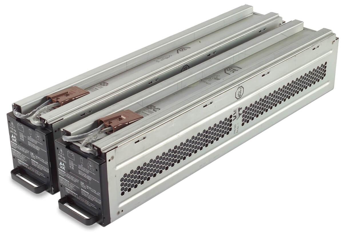 APCRBC140 APC Kit de baterias para manutenção em No-Breaks APC Smart UPS RT 6000 SURT6000XLI