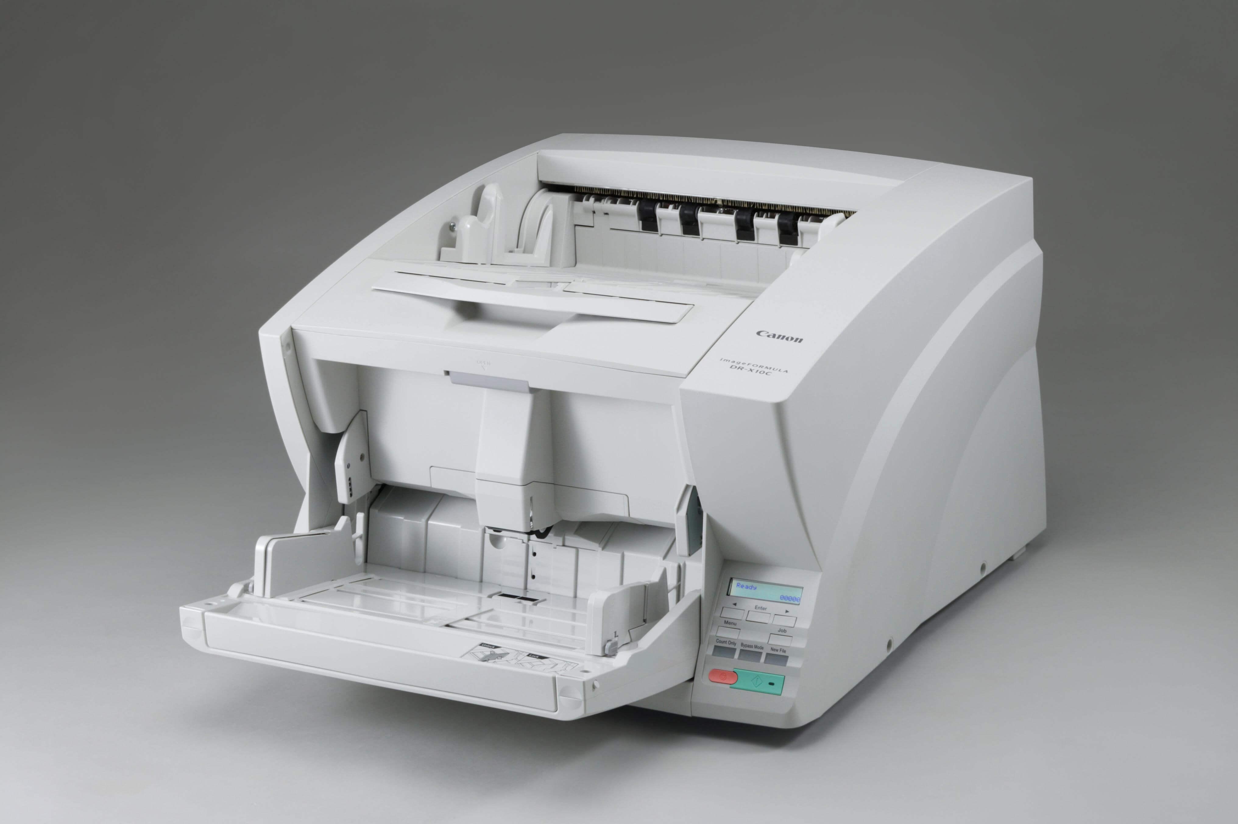 DR-X10C imageFORMULA Scanner Canon Grande Volume