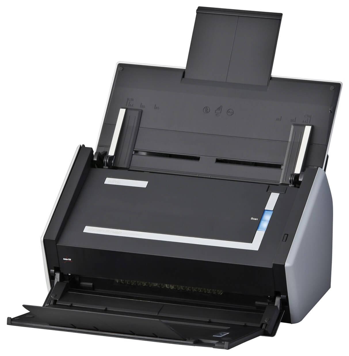 Scanner Fujitsu ScanSnap S1500 Conserto e manutenção