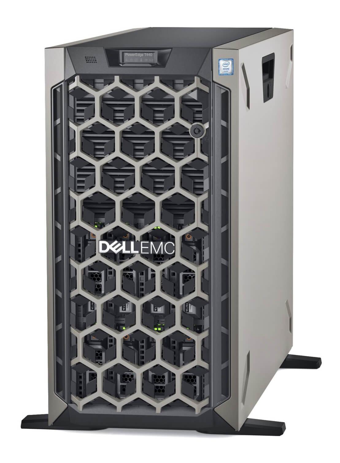 Servidor Dell PowerEdge T440 - 14ª Geração